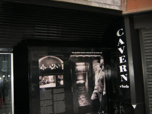 The Cavern.