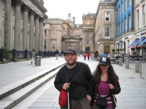 Tony & Tatiana.