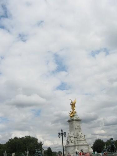 Victoria Memorial.