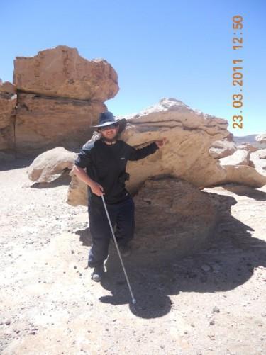 Desierto de Siloli.