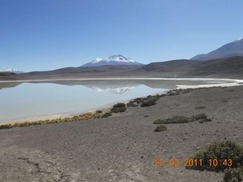 Laguna Canyapo.