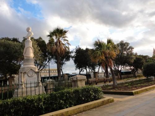 Maglio Gardens, Floriana.