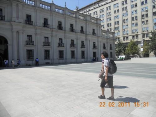 Moneda Palace.
