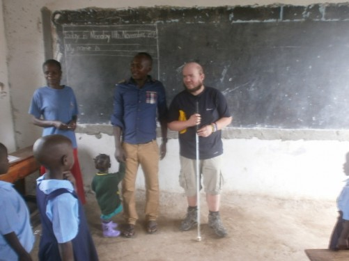 Bethlehem Orphanage School. Masaka area. Taken on 10th November.
