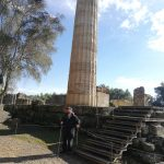 Link to photos: Ancient Olympia, Greece, December 2018